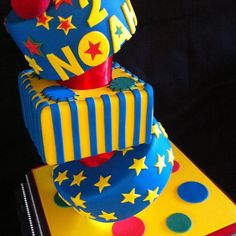 Mr Tumble Cake!
