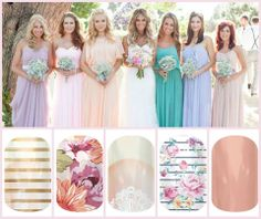 Gorgeous Jamberry Nail Wraps to put that perfect finishing touch on your Wedding Day. Coordinate your Bridesmaids and even create a Custom Nail Wrap to coordinate with your wedding gown. On Your Wedding Day, Wedding Season, Perfect Wedding, Summer Wedding, Wedding Peach, Party Wedding, Jamberry Nails Consultant, Jamberry Nail Wraps, Jamberry Style