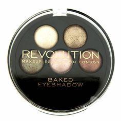 Makeup Revolution 5 Baked Pure and Innocent - Oogschaduw Palet