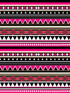 inspiration aztec pattern