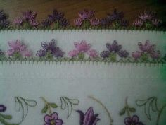 Diy And Crafts, Embroidered Towels, Dressmaking, Simple