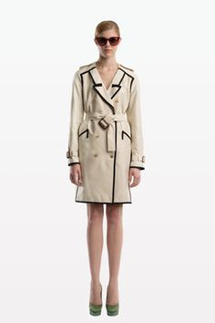 Love this trench.