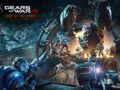 Rise of the Horde será la actualización más grande y gratuita de Gears of War 4 y esto es lo que traerá