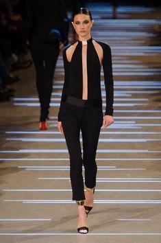 Jacquelyn Jablonski at Alexandre Vauthier Haute Couture Spring/Summer 2013  Fonte: stylebistro.com  #Alexandre Vauthier Haute Couture #Spring/Summer 2013 #Jacquelyn Jablonski #FASHION #Haute Couture #Couture #Paris #Fashion #model #runway #fashion #spring #summer #2013