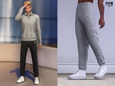 jwofles-sims' Jamie Sweatpants Sims 4 Men Clothing, Sims 4 Male Clothes, Sims 4 Toddler Clothes, Clothing Sets, Sims 4 Teen, Sims Four, Sims Cc, The Sims 4 Pack, Sims 4 Cc Packs