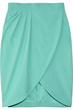 tulip skirt. fp