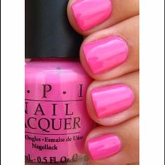OPI  pink Nail Polish Full size. Color is Shorts Story. Brand new unused. Rare color. OPI Other