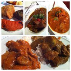Rama's Fiji-Indian dinner