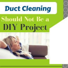 Duct Cleaning Should Not Be a DIY Project