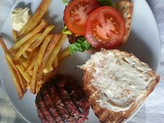Kyra@Home: Homemade Burgers