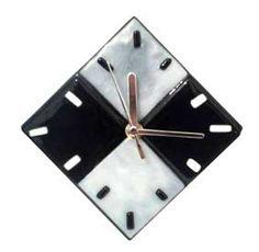glass clocks