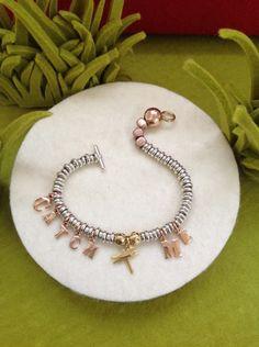 Bracelet created by the Harrods Dodo corner.