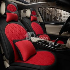 Wonderful Classic Mixed Color Universal Five #Car #Seat #Cover