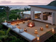 Barefoot Luxury in Africa  http://www.purplelux.com/barefoot-luxury-in-africa/