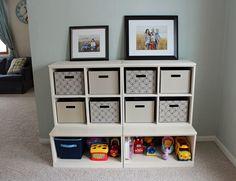 New cube storage kids room furniture plans Ideas Toy Storage Shelves, Plywood Storage, Diy Toy Storage, Ikea Storage, Toy Storage Cubes, Storage Ideas, Kitchen Storage, Wall Storage, Food Storage