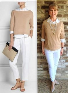 Fashion Style Over 50 Older Women Jackets 38 Ideas #fashion