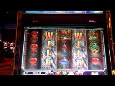 WMS Power Spin Bonus Win at Sands Casino in Bethlehem, PA