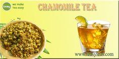 Chamomile Tea Benefits, Active Ingredient, Treats, Easy, Sweet Like Candy, Goodies, Sweets, Snacks