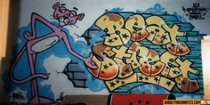 Image result for beat street graffiti Love Graffiti, Street Graffiti, Graffiti Art, Street Beat, Old Skool, Smurfs, Beats, Gallery, Fictional Characters