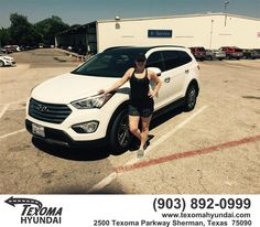 https://flic.kr/p/JB9FMs | #HappyBirthday to Natalie from Ric Metcalf at Texoma Hyundai! | deliverymaxx.com/DealerReviews.aspx?DealerCode=L967