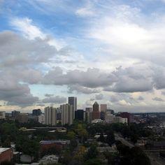 Portland Oregon skyline. #portlandoregon #skyline #jacklevyattorney #jacklevy
