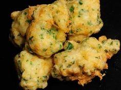 Receta | Buñuelos de merluza - canalcocina.es