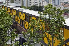 Facade Design, Trail, Interior Decorating, Tower, Landscape, Outdoor Decor, Plants, Projects, Paulistano