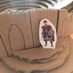 Craft / Building A Roman Amphitheatre – Clara and Macy Ancient Rome, Ancient Greece, School Projects, Art Projects, Rome History, Roman Art, Greek Art, Kids House, Homework