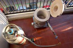 contruccion de horno para fundicion paso a paso