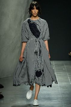 Bottega Veneta Spring 2015 Ready-to-Wear - Collection - Gallery - Look 1 - Style.com