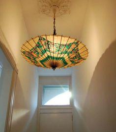 Design lampen selber bauen  selber bauen diy Designer Lampe lampe kleiderbügel | DIY ...