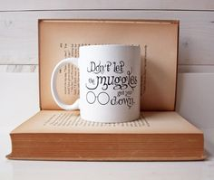 """For the friend who can't stand the muggle world. 