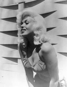 Jayne Mansfield Photo Archive