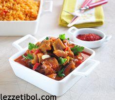 Zeytinyağlı Patlıcan | Lezzetibol