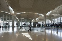 Gallery of Queen Alia International Airport / Foster + Partners - 12