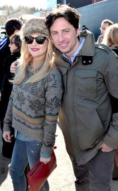 Kate Hudson & Zach Braff from 2014 Sundance: Party Pics | E! Online