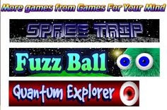 Some of my other games. More Games, Spider, Mindfulness, Spiders, Consciousness