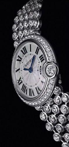 Cartier Ballon Blanc ~ Colette Le Mason @}-,-;---