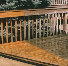 how to stain a deck- nice article with good advice and 11 steps for a better project