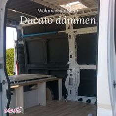 Wohnmobil Ausbaublog - von den ersten Schritten hin zum fertigen Selbstausbau ...