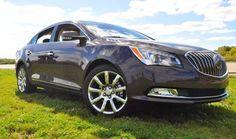 2014 Buick LaCrosse - Driven