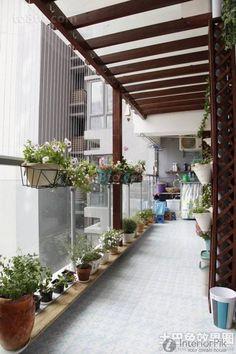 IKEA interior terrace garden design renderings 2015