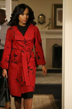 What Olivia Pope's new wardrobe really means