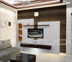 Bed Frame Design, Tv Wall Design, Hotel Bedroom Design, Bedroom Designs, Modern Tv Wall Units, Modern Wall, Cool Bedroom Furniture, Lcd Panel Design, Lcd Units