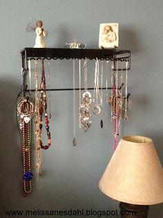 Jewelry/Bracelet organizer