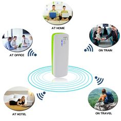 A wireless Pocket WiFi Router is a small, compact and portable device that you can carry even in the pocket and be ensured for the proper internet connectivity. The Pocket WiFi  Router has the following tremendous functions to serve you more than the connectivity.