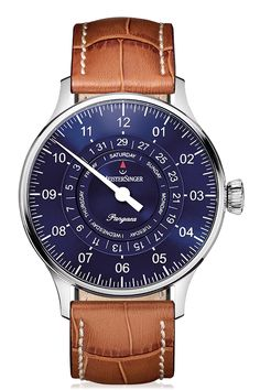 Meistersinger - Pangaea day date