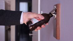 DropCatch – Magnetic Bottle Opener that Catches the Caps