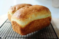 The bread cake of my grandmother - Tested and approved (good mix between a brioche and bread) . Cooking Bread, Bread Baking, My Favorite Food, Favorite Recipes, Bread Cake, Breakfast Bake, Bakery, Food And Drink, Beignets