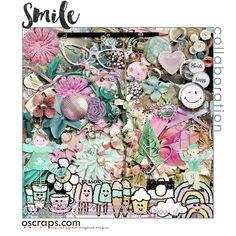Oscraps Collab - SMILE preview